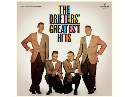 DRIFTERS - Greatest Hits (LP)