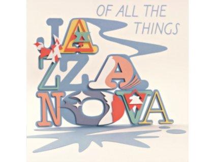 JAZZANOVA - Of All The Things (LP)