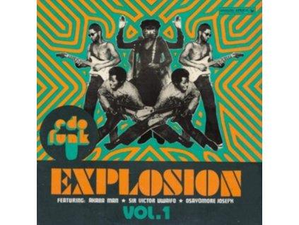 VARIOUS ARTISTS - Edo Funk Explosion Vol. 1 (LP)
