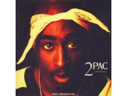 2PAC - Rap & Revolution - Instrumentals (LP)