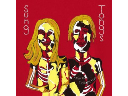 ANIMAL COLLECTIVE - Sung Tongs (LP)