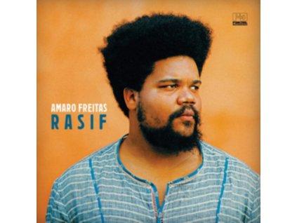 AMARO FREITAS - Rasif (LP)