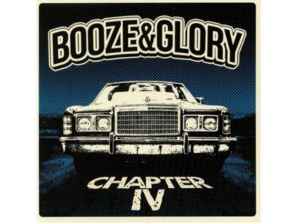 BOOZE & GLORY - Chapter Iv (Aqua / Bone Marble Vinyl) (LP)