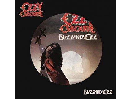 OZZY OSBOURNE - Blizzard Of Ozz (Picture Disc) (LP)