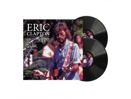 ERIC CLAPTON - The Dallas Cowboy (LP)