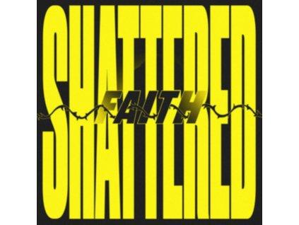 """VLURE - Shattered Faith (7"""" Vinyl)"""