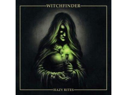 WITCHFINDER - Hazy Rites (LP)