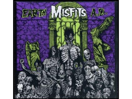 MISFITS - Earth A.D. (LP)