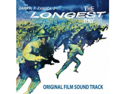 MAURICE JARRE - The Longest Day - OST (CD)
