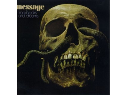 MESSAGE - From Books And Dreams (Schwarz) (LP)