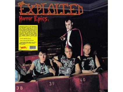 EXPLOITED - Horror Epics (LP)