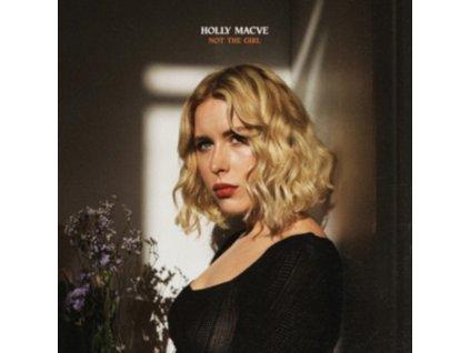 HOLLY MACVE - Not The Girl (Orange Vinyl) (LP)