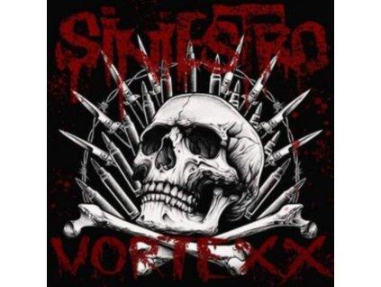 SINIESTRO - Vortexx (Red Vinyl) (LP)