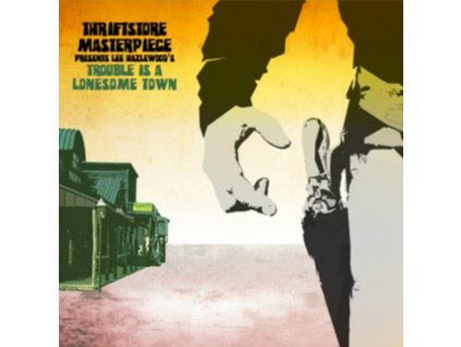 THRIFTSTORE MASTERPIECE - Trouble Is A Lonesome Town (LP)