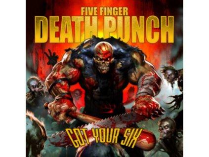 FIVE FINGER DEATH PUNCH - Got Your Six (LP)