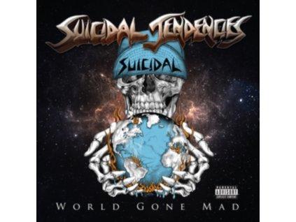 SUICIDAL TENDENCIES - World Gone Mad (LP)