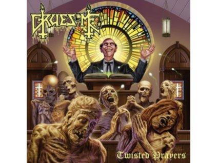 GRUESOME - Twisted Prayers (Purple) (LP)