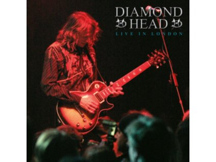 DIAMOND HEAD - Live In London (LP)
