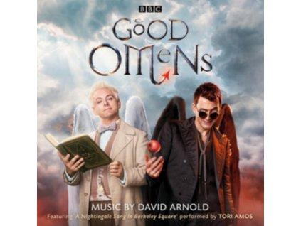 ORIGINAL TV SOUNDTRACK / DAVID ARNOLD - Good Omens (CD)