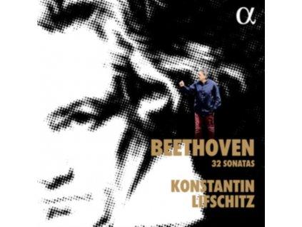 KONSTANTIN LIFSCHITZ - Beethoven: 32 Sonatas (Lp Version) (LP Box Set)