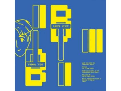 """BELL TOWERS - Junior Mix(D) (12"""" Vinyl)"""