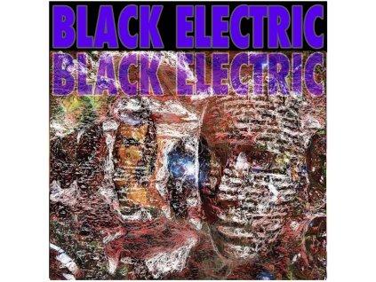 BLACK ELECTRIC - Black Electric (Clear Gold Vinyl) (LP)