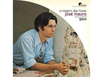 JOSE MAURO - A Viagem Das Horas (LP)