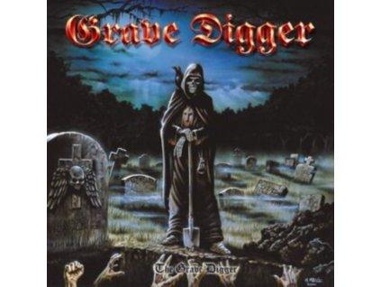 GRAVE DIGGER - The Grave Digger (Blue/Black Splatterd Vinyl) (LP)