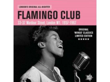 VARIOUS ARTISTS - The Flamingo Club - LondonS Original All-Nighter (LP)