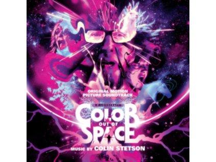 COLIN STETSON - Color Out Of Space - Original Soundtrack (LP)