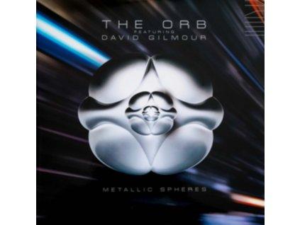 ORB / GILMOUR.DAVID - Metallic Spheres (2Lp / Dl Card / Gatefold) (LP)