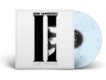 JOHN CARPENTER - Lost Themes II (Blue Smoke Vinyl) (LP)