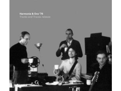 HARMONIA & ENO 76 - Tracks And Traces (LP)