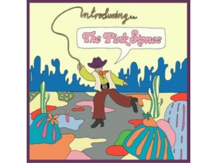PINK STONES - Introducing... The Pink Stones (LP)