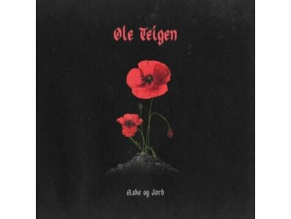 OLE TEIGEN - Aske Og Jord (Red/Black Vinyl) (LP)