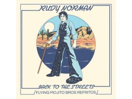 "RUDY NORMAN AND FLYING MOJITO BROS - Back To The Streets (Flying Mojito Bros Refritos) (12"" Vinyl)"