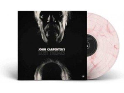 JOHN CARPENTER - Lost Themes (Red Smoke Vinyl) (LP)