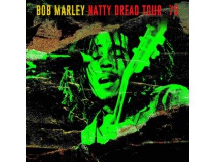 BOB MARLEY & THE WAILERS - Natty Dread Tour 75 (Yellow Vinyl) (LP)
