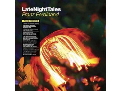 VARIOUS ARTISTS - Late Night Tales: Franz Ferdinand (LP)