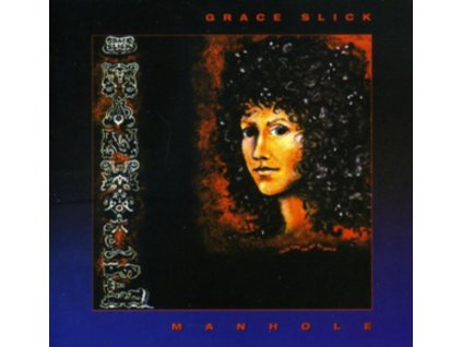 GRACE SLICK - Manhole (LP)