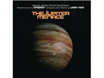 SYNERGY/LARRY FAST - The Jupiter Menace - Ost (CD)
