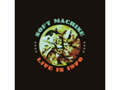 SOFT MACHINE - Live In 1970 (Deluxe Quintuple Gatefold Vinyl) (LP)