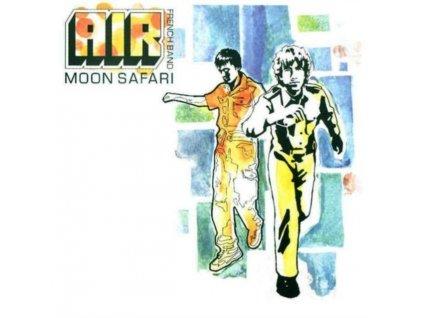 AIR - Moon Safari (LP)