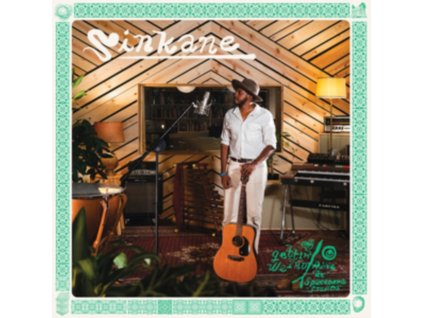 SINKANE - Gettin Weird (Alive At Spacebomb Studios) (LP)