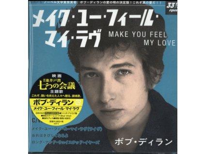 "BOB DYLAN - Make You Feel My Love (7"" Vinyl)"