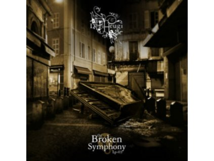 DEGIHEUGI - The Broken Sympthony (Limited Edition) (Gold Vinyl) (LP)