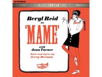 JERRY HERMAN / BERYL REID & JOAN TURNER - Mame (1969 London Studio Cast Recording) (CD)