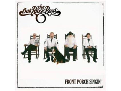 OAK RIDGE BOYS - Front Porch Singin (LP)