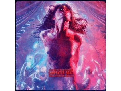 CARPENTER BRUT - Blood Machines - Original Soundtrack (LP)