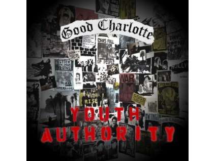 GOOD CHARLOTTE - Youth Authority (LP)